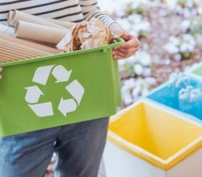 Como anda a separação e destinação do lixo em sua empresa?